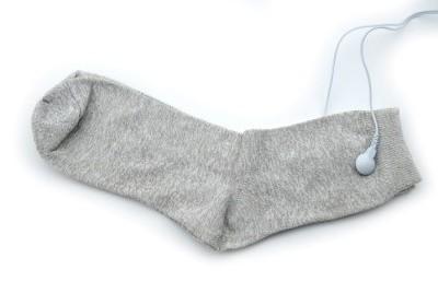 tens machine socks